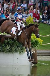 Touzaint Nicolas (FRA) - Hidalgo De L' Ile<br />  Olympic Games London 2012<br /> © Dirk Caremans