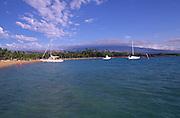 Anaeho'omalu Bay, Waikoloa, Island of Hawaii, Hawaii, USA<br />