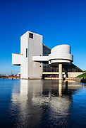 Rock and Roll Hall of Fame, Cleveland, Ohio, USA.