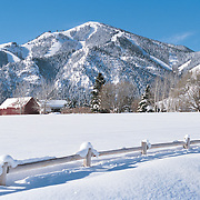 Idaho and Sun Valley Scenics
