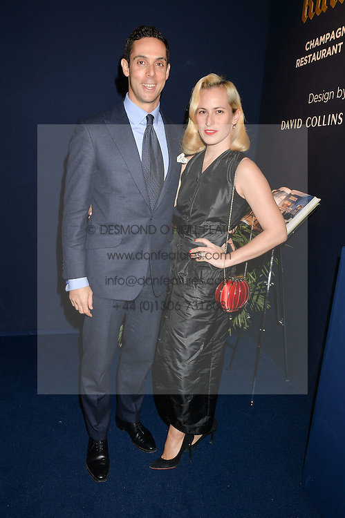 The PAD London 2014 dinner was held in the PAD Pavilion, Berkeley Square, London on 14th October 2014.<br /> MAXIM & CHARLOTTE CREWE.