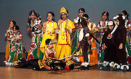The finale of the Ram Leela dance drama during the India Club of Greater Dayton's Diwali 2011 at Northmont High School in Clayton, Saturday, November 12, 2011..