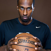 Executive portrait, Shabazz Muhammad, UCLA basketball player.