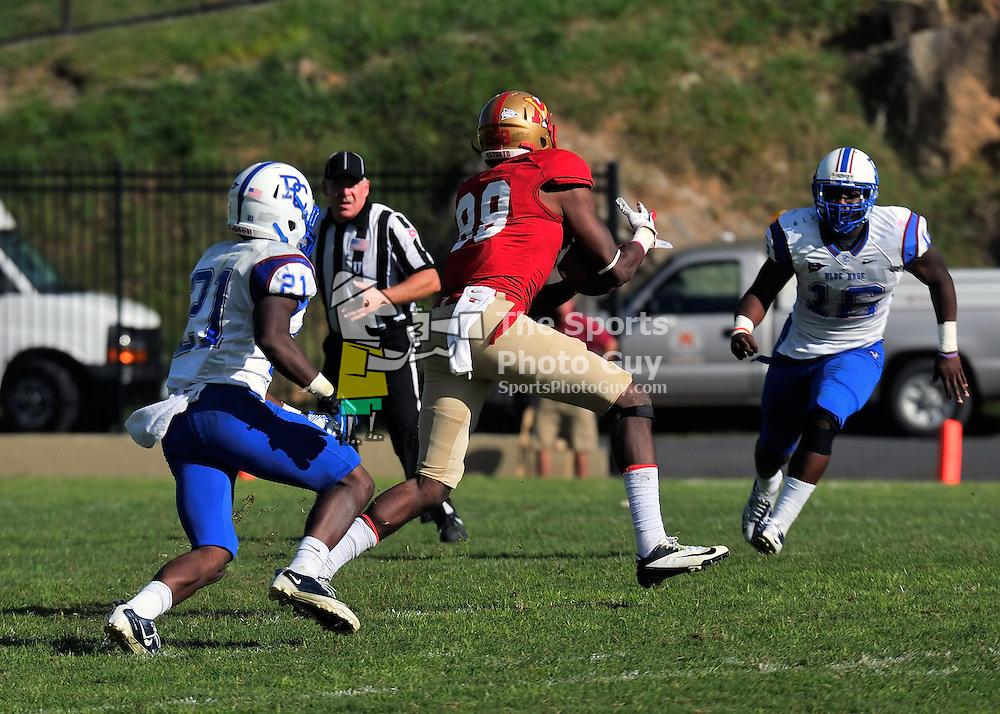 NCAA FCS: VMI football thwarts Presbyterian in Big South opener, 17-7