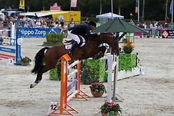 Popely John - Chello III VDL<br /> KWPN Paardendagen - Ermelo 2012<br /> © Dirk Caremans