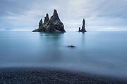 Reynisdrangar in South Iceland