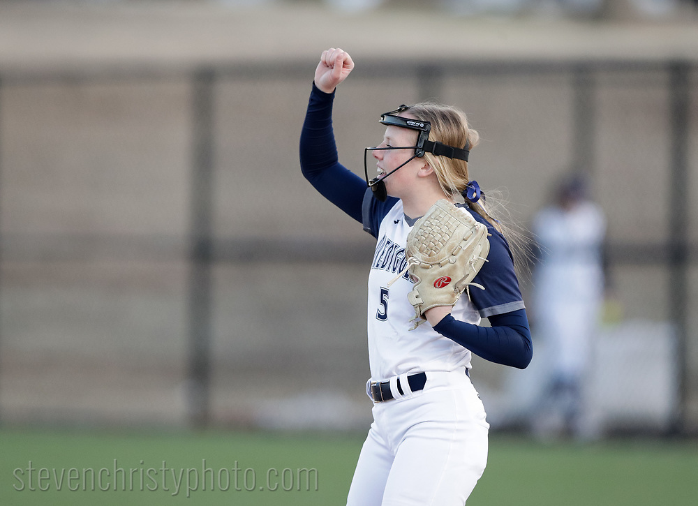 February 7, 2020: The Colorado School of Mines play against the Oklahoma Christian University Lady Eagles in the Edmond Regional Festival at Tom Heath Field at Lawson Plaza on the campus of Oklahoma Christian University.