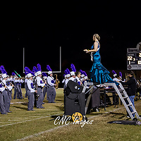 09-30-16 BHS Band Halftime Show (Homecoming)
