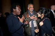 JOHN AKOMFRAH, Migrations private view, Tate Britain. London. 30 January 2012.