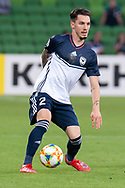 MELBOURNE, VIC - MARCH 05: Storm Roux (2) of Melbourne Victory controls the ball during the AFC Champions League soccer match between Melbourne Victory and Daegu FC on March 05, 2019 at AAMI Park, VIC. (Photo by Speed Media/Icon Sportswire)