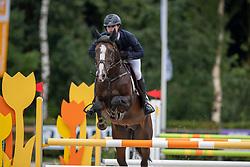 Moerings Bas, NED, Jesther<br /> KWPN Kampioenschappen - Ermelo 2019<br /> © Hippo Foto - Dirk Caremans<br /> Moerings Bas, NED, Jesther