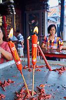 Malaisie, état de Malacca, Malacca, Centre historique, patrimoine Mondial de l'Unesco, Chinatown, temple Cheng Hoon Teng // Malaysia, Malacca state, Malacca, Unesco Wold Heritage, Chinatown, Cheng Hoon Teng temple