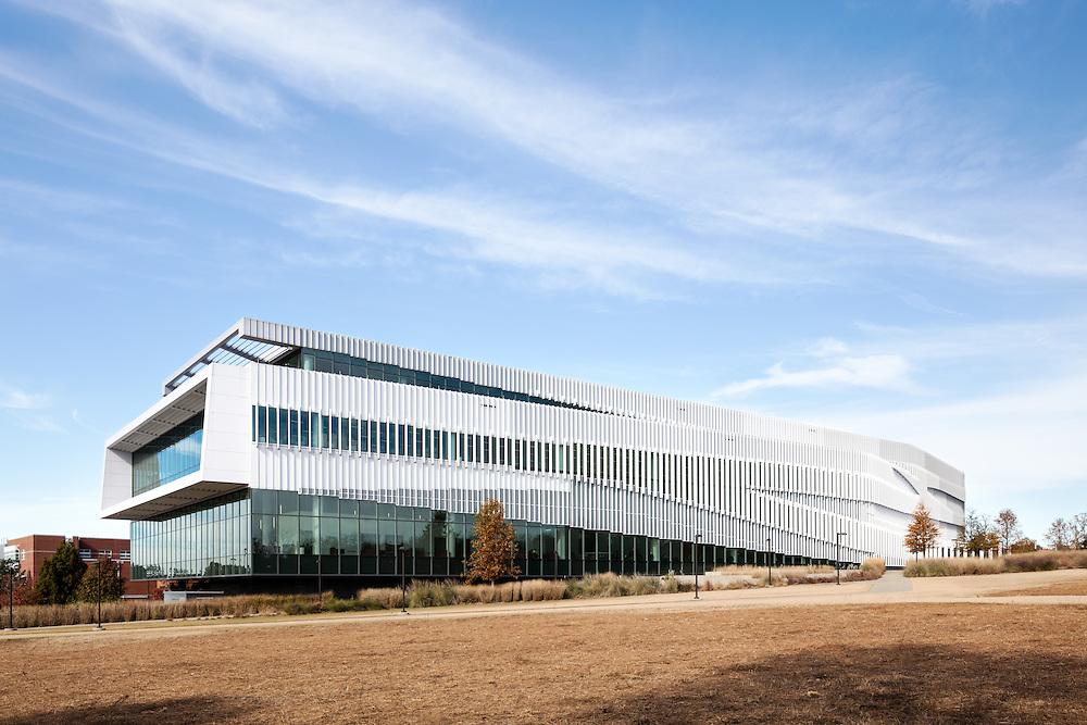 James B. Hunt Library, North Carolina State University | Architect: Snøhetta // Architect of Record: Clark Nexsen | Engineer: Stewart Inc. | Raleigh, North Carolina