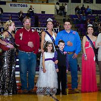 01-30-15 Berryville Homecoming  Game Ceremony