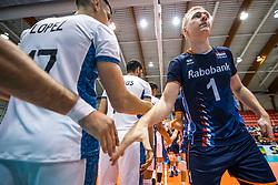 06-09-2018 NED: Netherlands - Argentina, Doetinchem<br /> First match of Gelderland Cup / Daan van Haarlem #1 of Netherlands