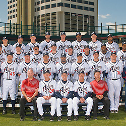 2010 - Reno Aces - Team Photo