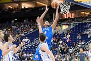 DESCRIZIONE : Berlino Berlin Eurobasket 2015 Group B Iceland Italy <br /> GIOCATORE : Danilo Gallinari<br /> CATEGORIA :Tiro sequenza<br /> SQUADRA : Italy<br /> EVENTO : Eurobasket 2015 Group B <br /> GARA : Iceland Italy <br /> DATA : 06/09/2015 <br /> SPORT : Pallacanestro <br /> AUTORE : Agenzia Ciamillo-Castoria/Mancini Ivan<br /> Galleria : Eurobasket 2015 <br /> Fotonotizia : Berlino Berlin Eurobasket 2015 Group B Iceland Italy