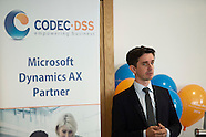 CODEC DSS west launch