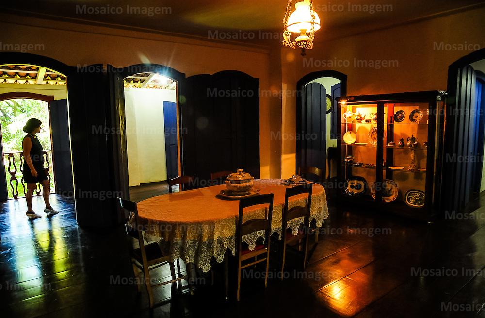 Brasil - Espirito Santo - Vitoria -  Interior do Museu Solar Monjardim - Foto: Gabriel Lordello/ Mosaico Imagem