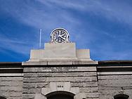 Central Park reservoir clock