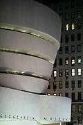 NEW YORK - DECEMBER 1: Art after Dark at the Guggenheim Museum on December 1, 2017 in New York City. (Photo by Ben Hider)