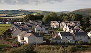 Lauder town suburbs, Scottish Borders, Scotland
