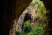 Chinhoyi Caves, Zimbabwe. Limestone and dolomite caves situated about 9 kilometers northwest of Chinhoyi