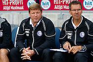 03-09-2015 VOETBAL:WILLEM II- KAA GENT:TILBURG<br /> Willem II Vriendschappelijke wedstrijd zonder publiek tegen KAA Gent<br /> <br /> Trainer Hein Vanhaezebrouck van KAA Gent<br /> <br /> Foto: Geert van Erven