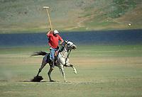 Pakistan - Le Polo des Rois - Tournoi de Polo le plus haut du monde au col de Shandur à 3800 m d'altitude entre les anciens royaumes de Chitral et de Gilgit - Matchs d'entrainement et d'aclimatation à l'altitude // Pakistan, Khyber Pakhtunkhwa, polo tournament at Shandur Pass at an altitude of 3800 m between Chitral and Gilgit team, training