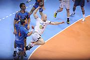 DESCRIZIONE : France Hand D1 Championnat de France D1 a Toulouse<br /> GIOCATORE : Goran KOZOMARA<br /> SQUADRA : Paris<br /> EVENTO : FRANCE Hand D1<br /> GARA : Toulouse Paris<br /> DATA : 19/10/2011<br /> CATEGORIA : Hand D1 <br /> SPORT : Handball<br /> AUTORE : JF Molliere <br /> Galleria : France Hand 2011-2012 Action<br /> Fotonotizia : France Hand D1 Championnat de France D1 a Paris <br /> Predefinita :