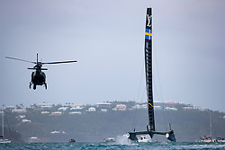 Louis Vuitton America's Cup Finals. Artemis Racing vs Emirates Team New Zealand. 1-2. 10th of June, 2017, Bermuda
