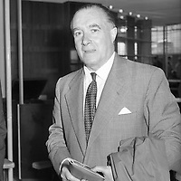 Portrait. His Excellancy Senor Don German Baraiber (Spanish Ambassador).<br />