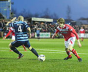 Craig Wighton - Forfar Athletic v Brechin City - SPFL League One at Station Park<br /> <br />  - &copy; David Young - www.davidyoungphoto.co.uk - email: davidyoungphoto@gmail.com