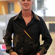 NLD/Amsterdam/201200704 - NOC/NSF teamoverdracht, oud bokser Pedro van Raamsdonk