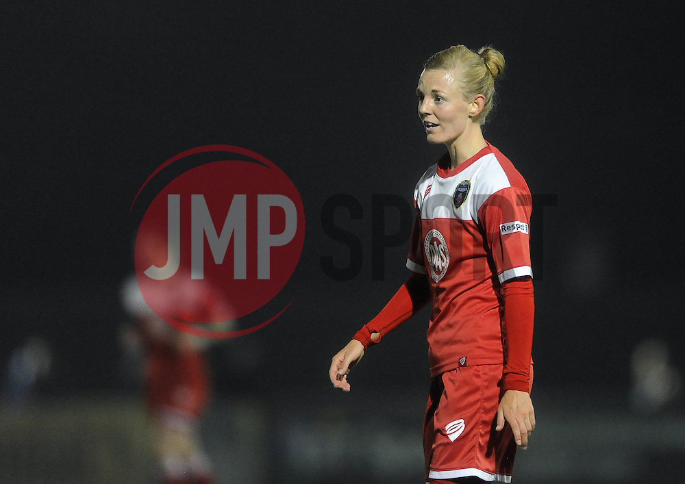 Bristol Academy Womens' Sophie Ingle - Photo mandatory by-line: Dougie Allward/JMP - Mobile: 07966 386802 - 02/04/2015 - SPORT - Football - Bristol - SGS Wise Campus - BAWFC v Chelsea Ladies - Womens Super League