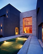 Santa Barbara Estate by Shubin+Donaldson Architects.