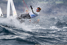 2013 ISAF Test Event | day 3 | 470 Women