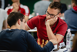 Boris Markoja of Slovenia during opening round of MITROPA 2019, on May 27th, 2019 in Radenci, Slovenia. Photo by Blaž Weindorfer / Sportida