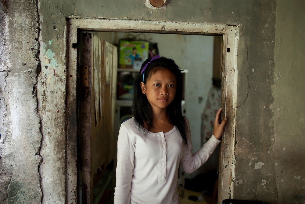 CASE. 16 year old Dina had dengue fever in 2009. Since then the community has been working hard to prevent dengue, spaying and monitoring still water to kill mosquito larvae.Jakarta, Indonesia.