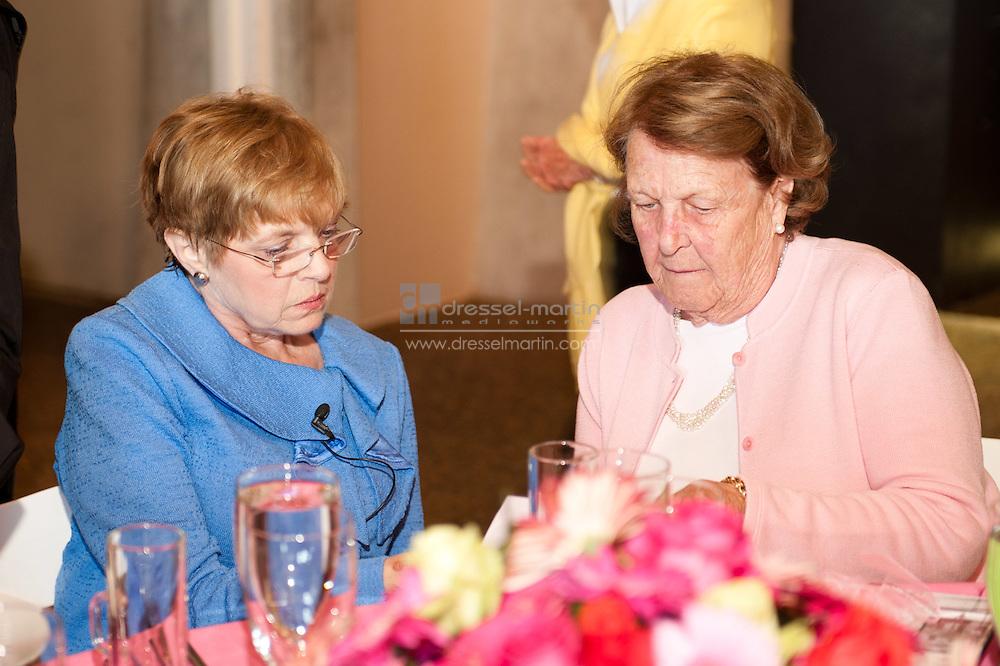 Bea Taplin & Nancy Clark