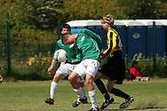 10.07.2008. K?pul?, Helsinki..Helsinki Cup 2008.C-14, EIF - Honka.©Juha Tamminen