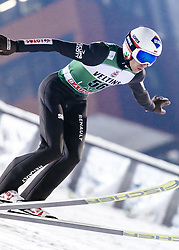 February 8, 2019 - Lahti, Finland - Kamil Stoch competes during FIS Ski Jumping World Cup Large Hill Individual Qualification at Lahti Ski Games in Lahti, Finland on 8 February 2019. (Credit Image: © Antti Yrjonen/NurPhoto via ZUMA Press)