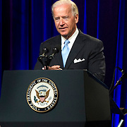 Vice-President Joe Biden at Sesame Workshop's 8th Annual Benefit Gala at Cipriani 42nd Street.