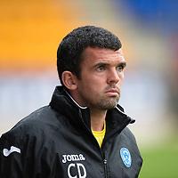 St Johnstone FC Season 2013-14<br /> Callum Davidson<br /> Picture by Graeme Hart.<br /> Copyright Perthshire Picture Agency<br /> Tel: 01738 623350  Mobile: 07990 594431