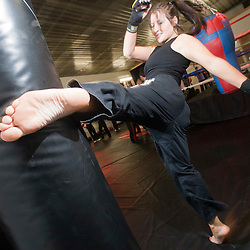 Krav Maga class at Battlefield Gym