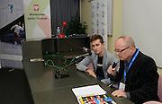 Spala 17/11/2014<br /> Konferencja trener&oacute;w szkolenia olimpijskiego<br /> Na zdj. Kolarz Michal Kwiatkowski i Krzysztof Wyrzykowski<br /> Fot. Piotr Hawalej