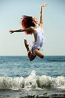 Dance As Art The New York City Photography Project Coney Island Ocean Series with Alexandra Isaeva