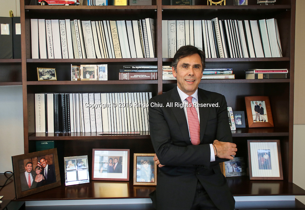 Joseph Calabrese &ndash; entertainment lawyer, partner at Latham &amp; Watkins law firm.<br /> (Photo by Ringo Chiu/PHOTOFORMULA.com)<br /> <br /> Usage Notes: This content is intended for editorial use only. For other uses, additional clearances may be required.
