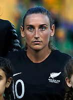 International Women's Friendly Matchs 2019 / <br /> Cup of Nations Tournament 2019 - <br /> Australia v New Zealand 2-0 ( Leichhardt Oval Stadium - Sidney,Australia ) - <br /> Annalie Antonia Longo of New Zealand
