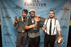 Old Forester Face Off - Oct. 4, 2016